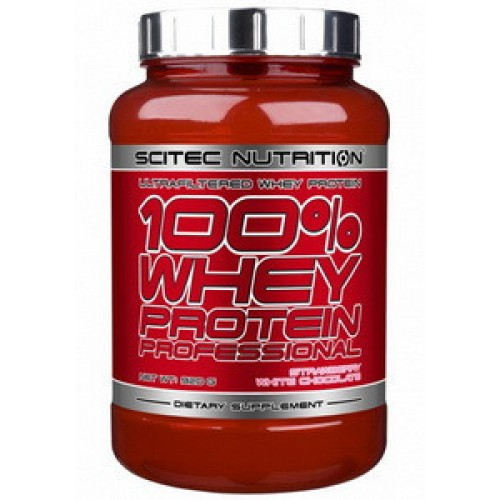 100% Whey Protein Professional Scitec Nutrition 920g