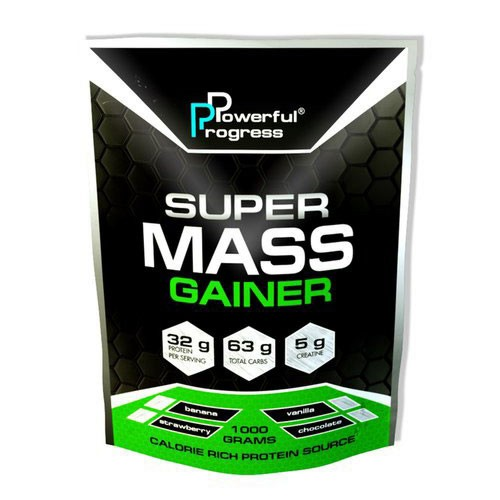 Super Mass Gainer Powerful Progress 1000 g
