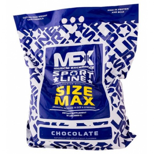 MEX Nutrition Size Max USA 6800 g