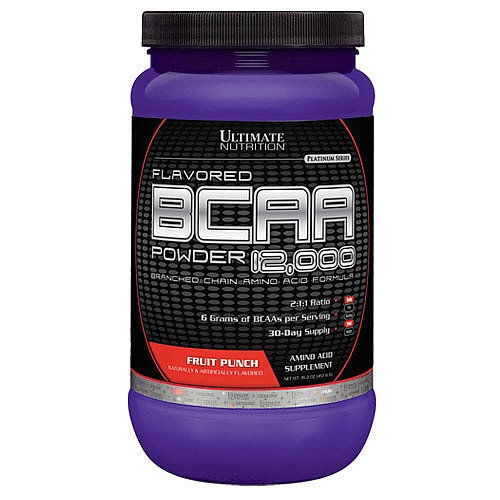 BCAA 12,000 Flavored Powder Ultimate Nutrition 457 g