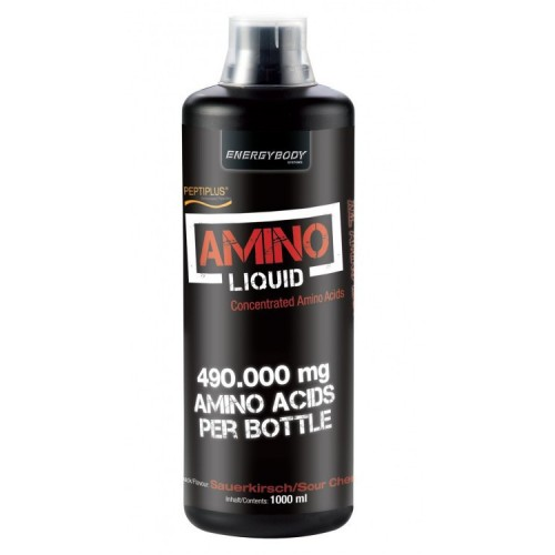 Амінокислоти EnergyBody XXL Amino Liquid 1000 ml