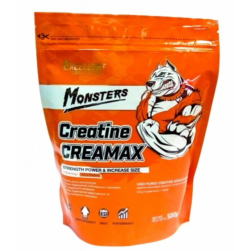 Креатин Monsters Creatine Creamax 500 g