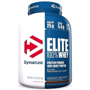 100% Elite Whey Protein Dymatize Nutrition 2,3 kg