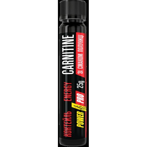 Шот Power Pro Carnitine Energy 25 мл (Полуниця)