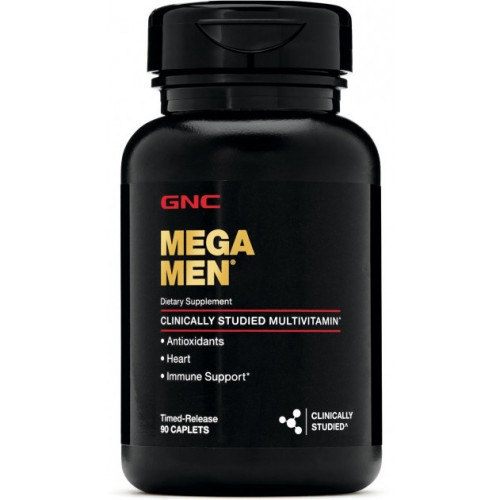 Витамины GNC Mega Men 180 caps