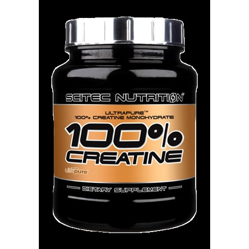 Креатин Scitec Nutrition 100 % Creatine 300 г