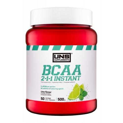 BCAA 2:1:1 Instant UNS 500 g
