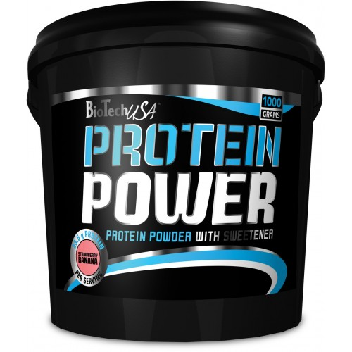 Протеїн BioTech Protein Power 1000 г