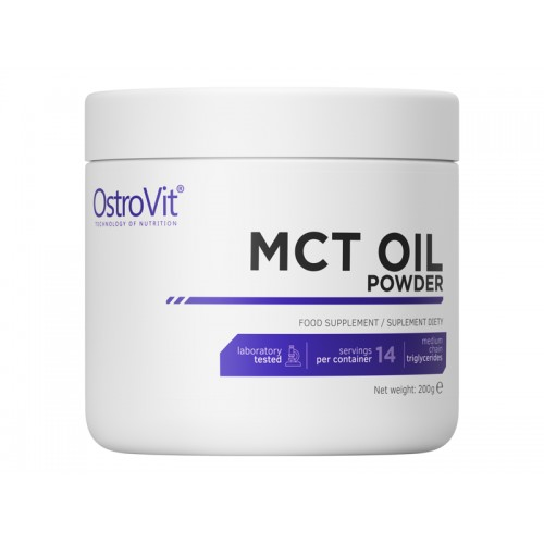 Жирні кислоти OstroVit MCT Oil Powder 200 g