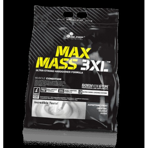 Гейнер Olimp Labs MAX Mass 3XL 6000 g
