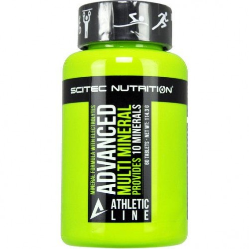Мінеральний комплекс Scitec Nutrition Advanced Multi Mineral 60 tabs