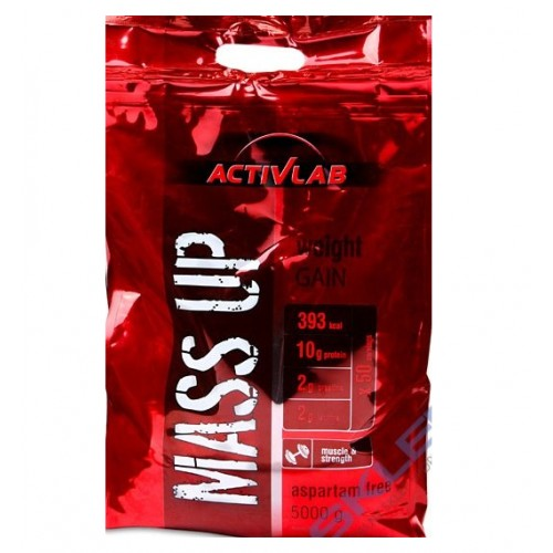 Гейнер Mass Up ActivLab 5000 грам