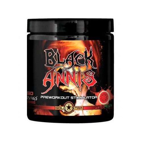 Gold Star Black Annis (DMAA) (25 serv) 150 g