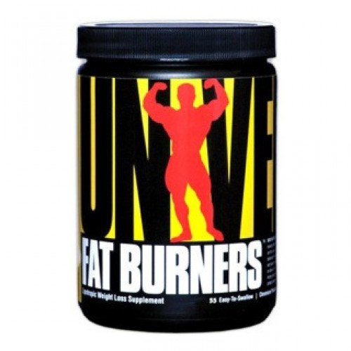Жироспалювач FAT Burners ES Universal Nutrition 55 таб