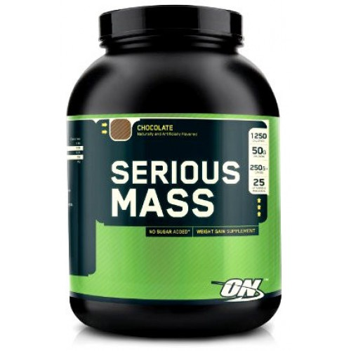 Гейнер Optimum Nutrition Serious Mass 2,72 кг