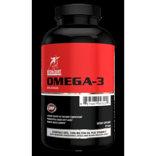 Omega-3 EFA-Stack Betancourt Nutrition 270 Softgels