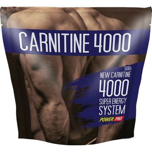 Power Pro Carnitine 4000 500g