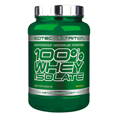 100% Whey Isolate Scitec Nutrition 700g
