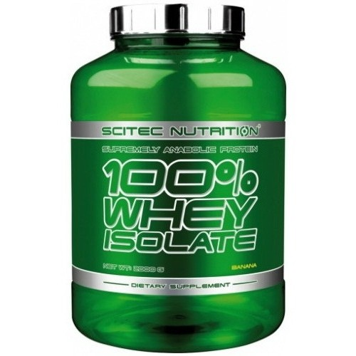 100% Whey Isolate Scitec Nutrition 2000g