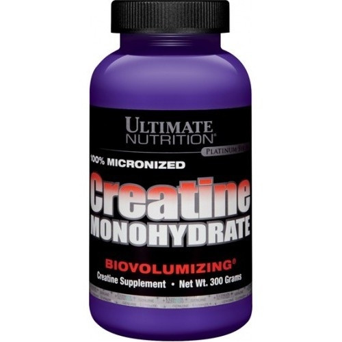 Creatine Monohydrate Ultimate Nutrition 300 g