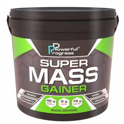Super Mass Gainer Powerful Progress 4000 g