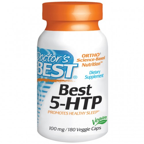Doctor's Best Best 5-HTP 100 mg 180 caps