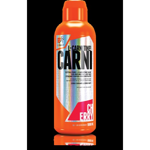 Carni 120000 mg Liquid Extrifit 1000 ml (Л-карнітин)