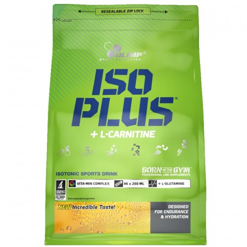 Iso Plus Powder Olimp Labs 1505 g