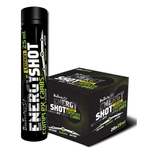 Energy Shot BioTech 20 шт x 25 мл