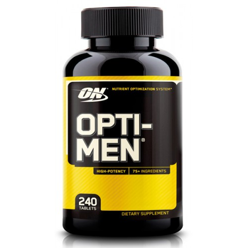 Вітаміни Opti-men Optimum Nutrition 240 таб