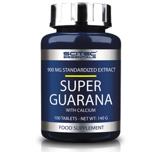 Super Guarana Scitec Nutrition 100 tabs