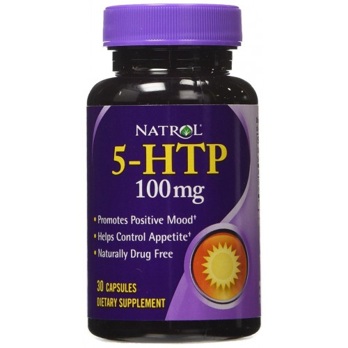 5-HTP 100 mg Natrol 30 Caps