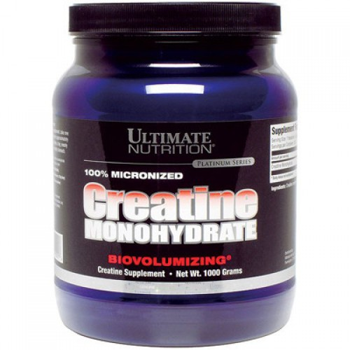 Creatine Monohydrate Ultimate Nutrition 1000 g