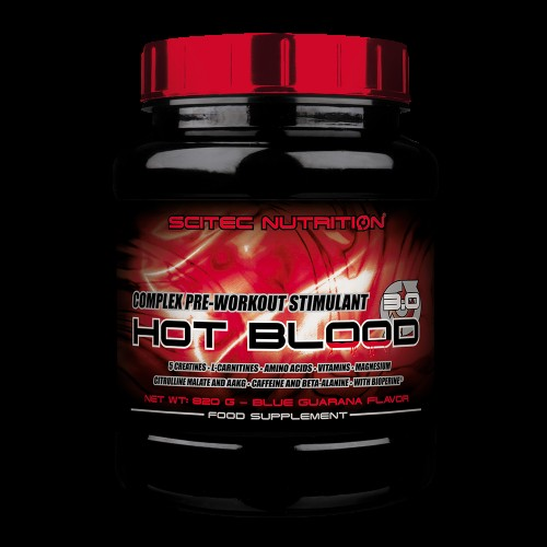 Hot Blood 3.0 Scitec Nutrition 820 g