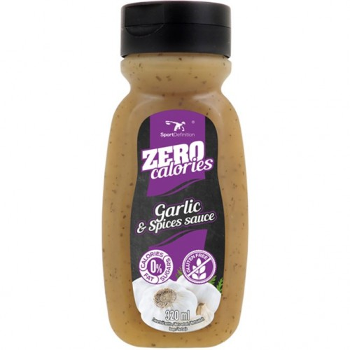 Sport Definition Sauce Zero (Garlic & Species) - 320 ml