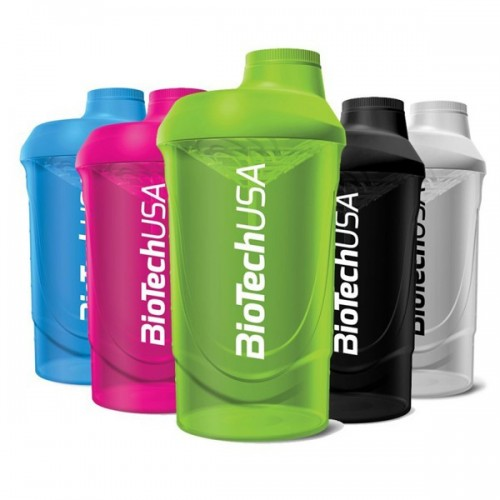 Шейкер BioTech USA Shaker 600 ml