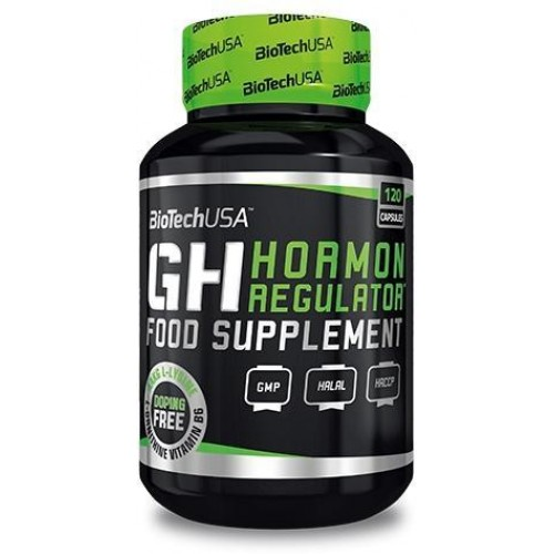 GH Hormone Regulator Biotech 120 caps