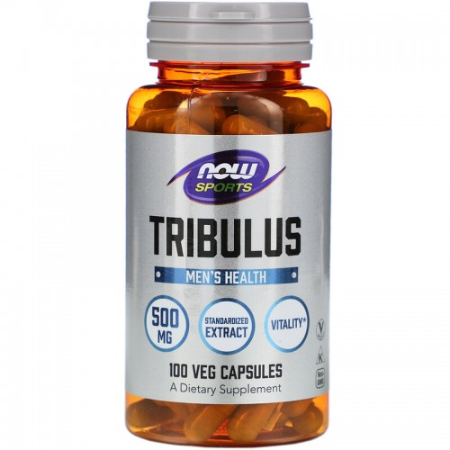 NOW Foods Tribulus 500 mg 100 caps (45 %)