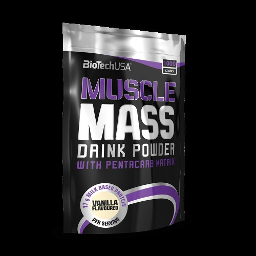Muscle Mass BioTech 1000 g
