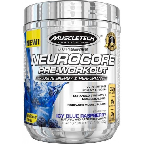 MuscleTech Neurocore Pre-Workout 212 g