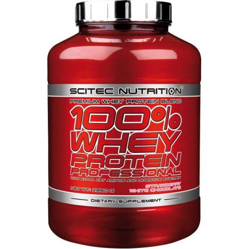 100 % Whey Protein Professional Scitec Nutrition 2350 g